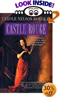 Castle Rouge: A Novel of Suspense featuring Sherlock Holmes, Irene Adler, and Jack the... by  Carole Nelson Douglas (Author) (Hardcover)