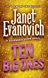 Ten Big Ones (A Stephanie Plum Novel) - book cover picture