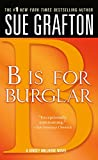 B is for Burglar (1985) (Book) written by Sue Grafton