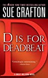 D is for Deadbeat (1987) (Book) written by Sue Grafton