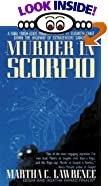Murder in Scorpio (St. Martin's Dead Letter Mysteries,) by  Martha C. Lawrence (Mass Market Paperback - November 1996)
