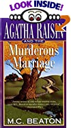 Agatha Raisin and the Murderous Marriage by  M. C. Beaton (Mass Market Paperback - September 1997)