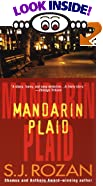 Mandarin Plaid by  S. J. Rozan