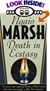 Death in Ecstasy by  Ngaio Marsh (Mass Market Paperback - October 1997)