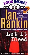 Let It Bleed by  Ian Rankin (Mass Market Paperback - September 1998)