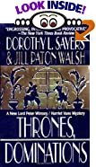 Thrones, Dominations by  Dorothy L. Sayers, Jill Paton Walsh (Mass Market Paperback - March 1999)