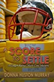 A Score To Settle (A Ginger Barnes Mystery) - book cover picture