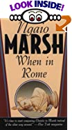 When in Rome by  Ngaio Marsh (Mass Market Paperback - September 1999)