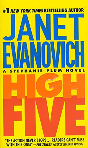 High Five (Stephanie Plum, No. 5) (Stephanie Plum Novels), Evanovich, Janet