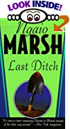Last Ditch by  Ngaio Marsh (Mass Market Paperback - January 2000)