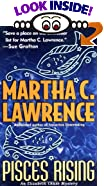 Pisces Rising by  Martha C. Lawrence (Author) (Mass Market Paperback - September 2001)