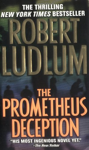The Prometheus Deception, Ludlum, Robert