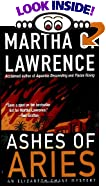 Ashes of Aries by  Martha C. Lawrence (Author) (Mass Market Paperback - November 2002)