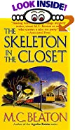 The Skeleton in the Closet by  M. C. Beaton (Author) (Mass Market Paperback - March 2002)