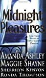 Midnight Pleasures - book cover picture