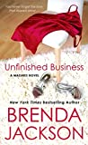 Unfinished Business - book cover picture