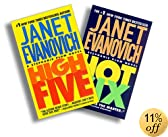 Janet Evanovich Five and Six Two-Book Set: High Five, Hot Six by Janet Evanovich