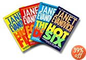 Janet Evanovich Three Thru Six Four-Book Set: Three To Get Deadly, Four To Score, High... by Janet Evanovich