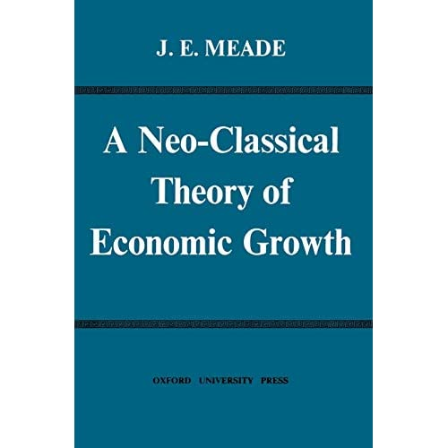 Neoclassical Theory of Economic Growth