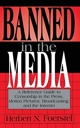 a study of censorship in america In general, there are four major types of censorship: withholding information, destroying information, altering or using selective information and self-censorship withholding information is a common form of censorship used by many governments throughout history.