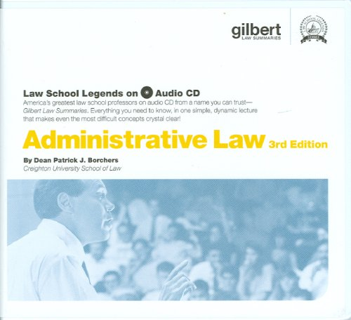 Administrative Law: Beyond The Text: Study Guides For