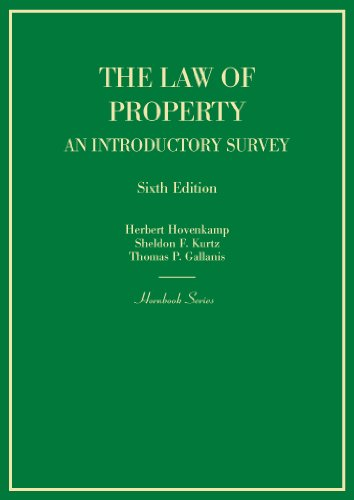 The Law of Property cover