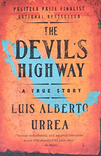 the devil s highway book review Book review: daphne by will boast the devil's highway by gregory norminton swansong by kerry andrew review by leaf arbuthnot the sunday times, january 28 2018, 12:01am.