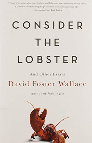 Consider the Lobster and Other Essays Quotes