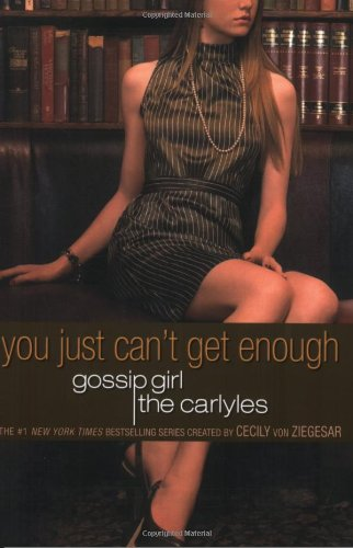 You Just Can't Get Enough (Carlyles Gossip Girl), Annabelle Vestry