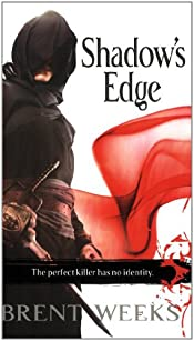 Shadow's Edge (The Night Angel Trilogy, Book 2)