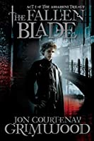REVIEW: The Fallen Blade by Jon Courtenay Grimwood