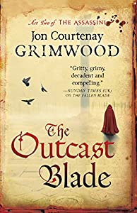 BOOK REVIEW: The Outcast Blade by Jon C. Grimwood