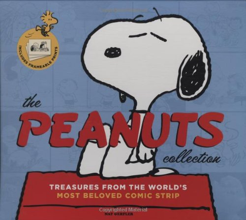 The Peanuts Collection cover