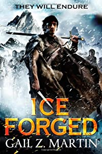 WINNERS: Ice Forged by Gail Z. Martin
