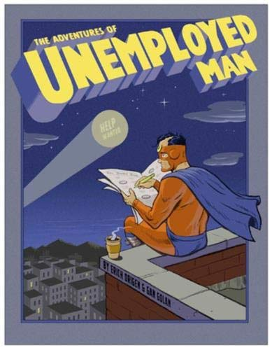 The Adventures of Unemployed Man cover