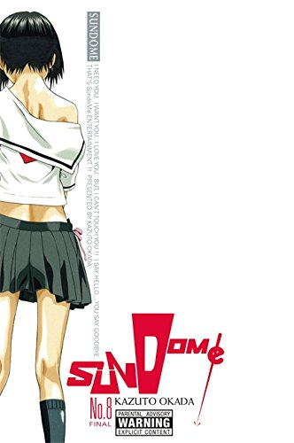 Sundome Book 8 cover
