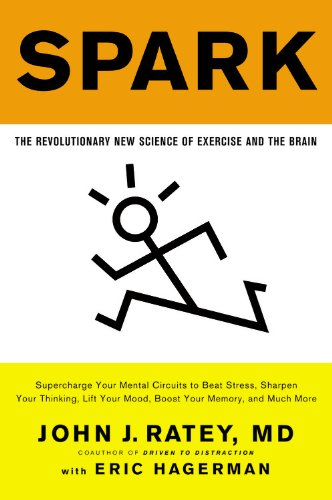 Spark: The Revolutionary New Science of Exercise and the Brain Book Cover Picture