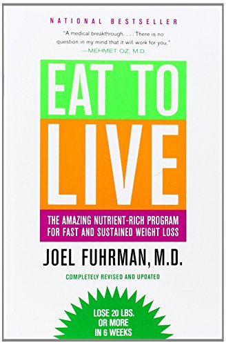 Eat to Live Book Cover Picture