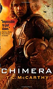 BOOK REVIEW: Chimera by T.C. McCarthy