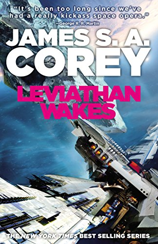 REVIEW: Leviathan Wakes by James A. Corey