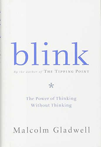 blink the power of thinking pdf