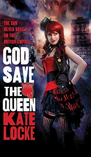 Book Kate Locke - God Save the Queen