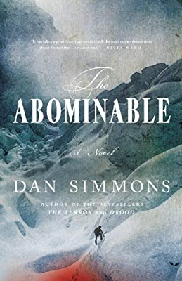 BOOK REVIEW: The Abominable by Dan Simmons