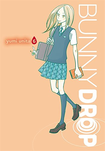 Bunny Drop Book 6 cover