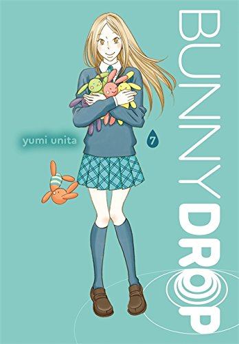 Bunny Drop Book 7 cover
