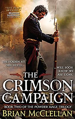 BOOK REVIEW: The Crimson Campaign by Brian McClellan