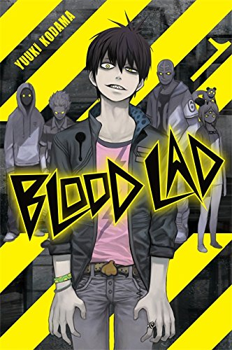 Blood Lad Book 1 cover