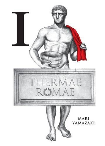 Thermae Romae Book 1 cover
