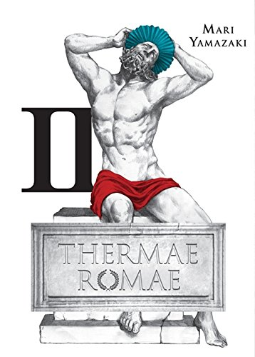 Thermae Romae Book 2 cover