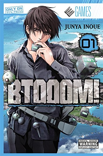 BTOOOM! Book 1 cover